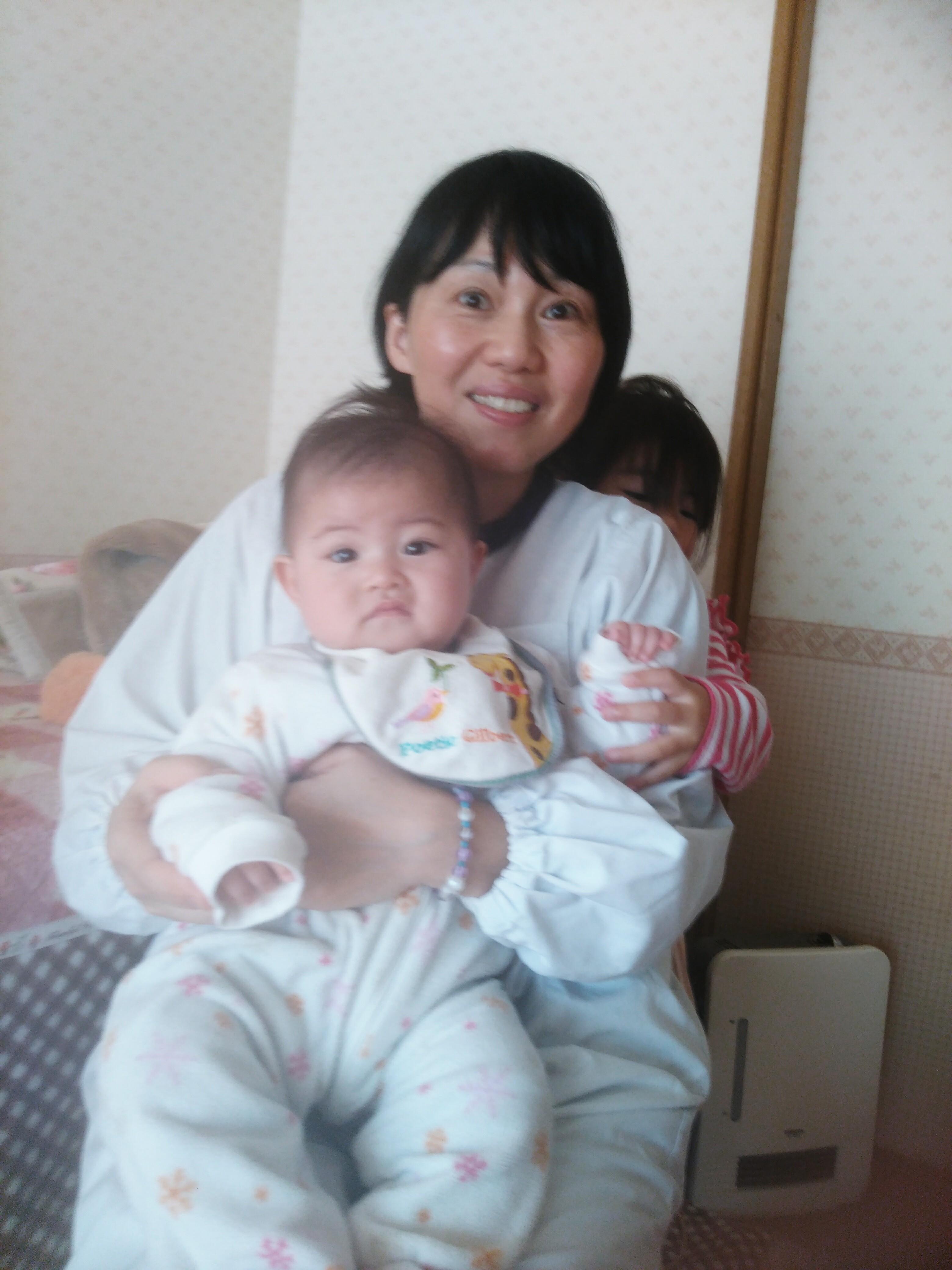 助産師として、母乳育児でお母さんの成長に関われる喜び。